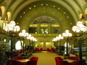 Grand Hall inside St. Louis Union Station